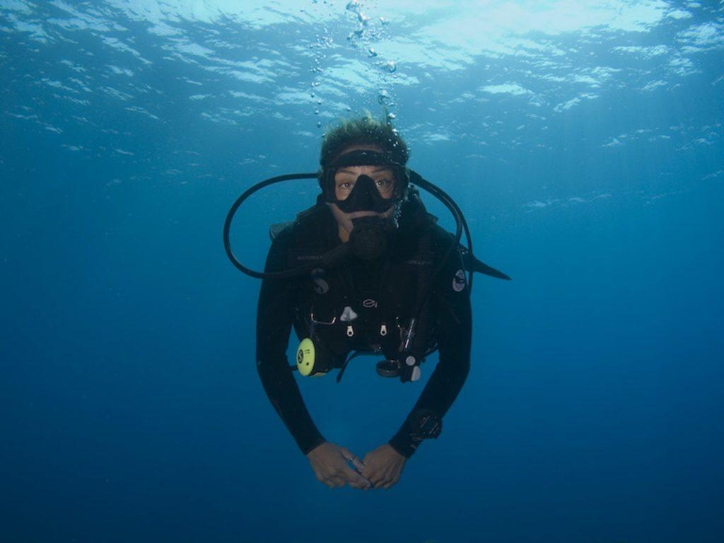 Rec-diving